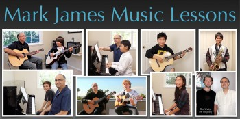 Mark James Music Lessons