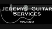 Jeremy's Guitar Services