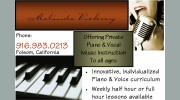 Melinda Vickrey Piano & Vocal Music Instruction