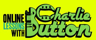 Online Guitar Lessons with Charlie Button