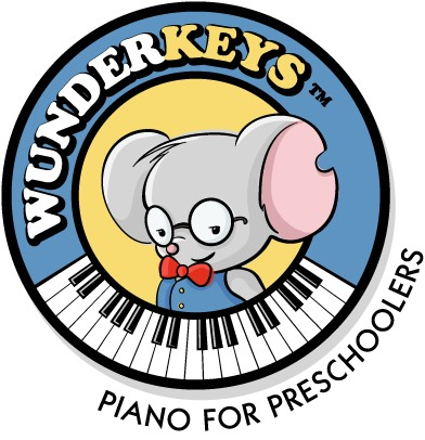 Wunderkeys for preschoolers and kindergarteners