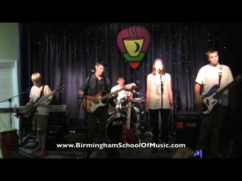 Birmingham School of Music Rock Ensemble - Story Of Us