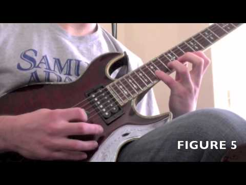 GUITAR LESSON The Minor Pentatonic and Blues Scale
