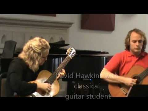 Classical Guitar Guitar Lessons