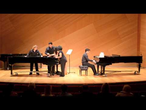 Piano Party: for Bowed Piano Ensemble