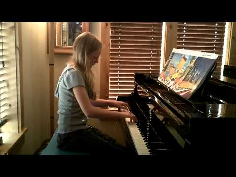 Simply Music Student - Sarah - 60 Lessons