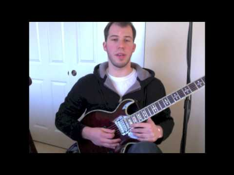 GUITAR LESSON - Make your Guitar Solo more Melodic