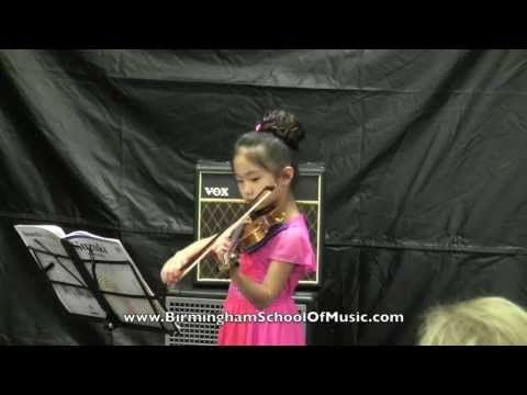 Elie - Violin Lessons at Birmingham School of Music