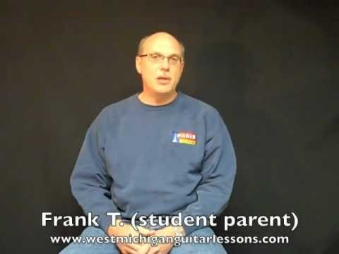 Grand Rapids Guitar Lessons Parent of Student