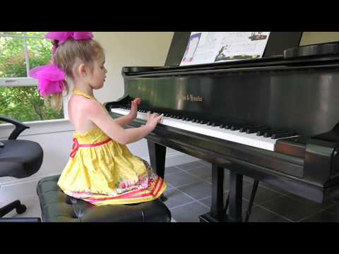 Piano lessons with Katerina Sive