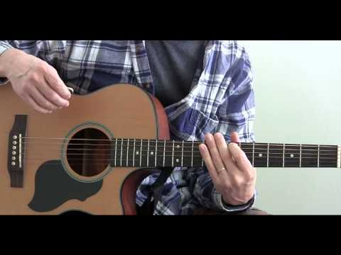 How to Play Bad Bad Leroy Brown on Guitar