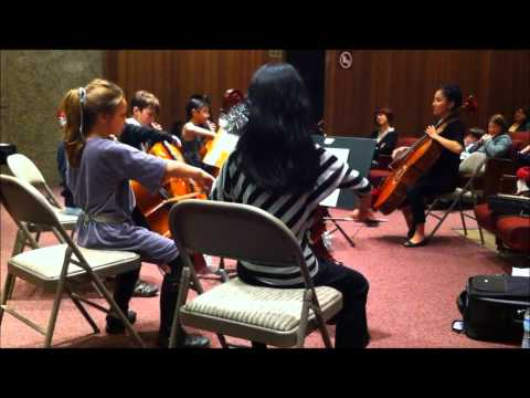 New Mozart Cellists