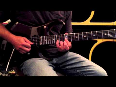 Raleigh Music Academy Pentatonic Lick Lesson