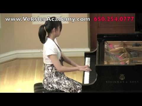 Mountain View Piano Lessons (650) 254-0777
